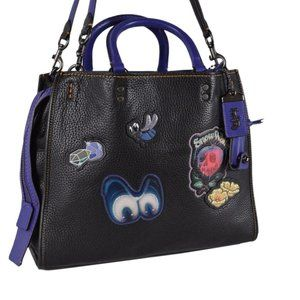 NWT Coach DISNEY X 1941 Rogue Dark Fairy Tale Bag